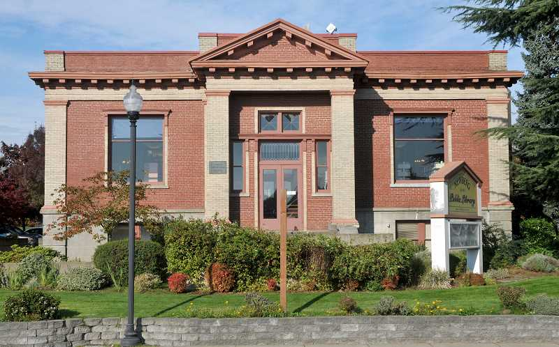 PMG FILE PHOTO - The Newberg Public Library is developing a five-year strategic plan and wants the community's input.