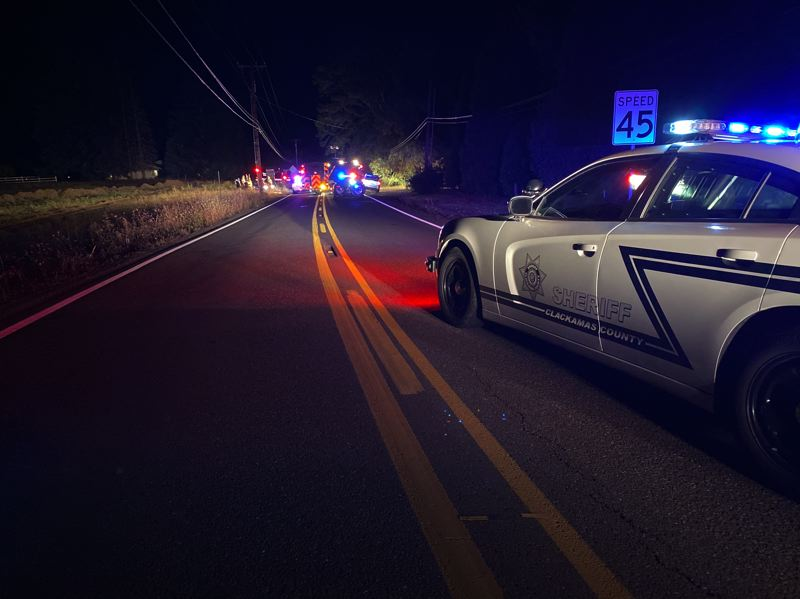 Clackamas County Sheriff's Office shares details on deadly crash involving two Lakeridge High School students