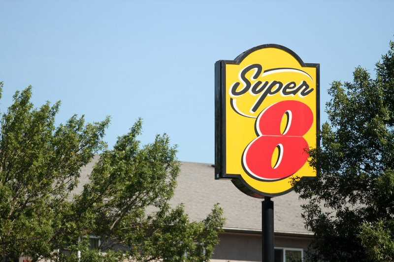 PMG PHOTO: PHIL HAWKINS - Woodburn Super 8 Motel is the site of Marion Countys COVID-19 isolation center. The county recently bolstered security and cleaning services at the site., Woodburn Independent - News