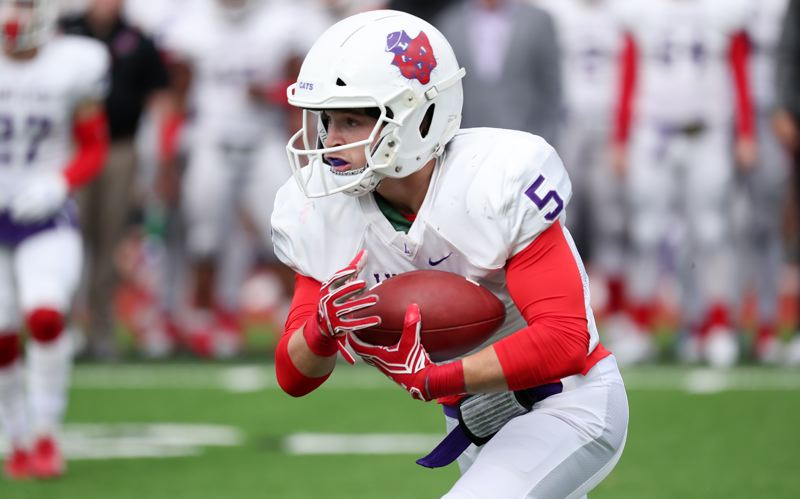 COURTESY PHOTO: LINFIELD ATHLETICS - Linfield sophomore Connor McNabb is using the fall to transition from running back to receiver, take extra classes, and prepare for next season, be it in the spring or fall of 2021.