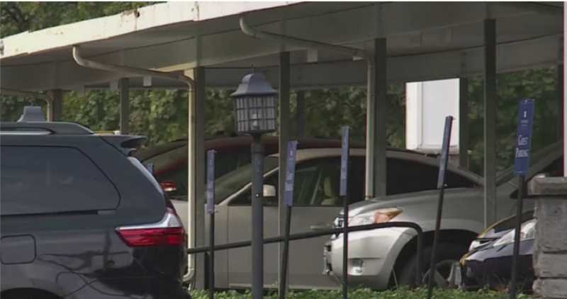 COURTESY PHOTO: KOIN 6 NEWS - Robert Pouriea's sentimental possessions were stolen from his car while it was parked at his retirement community in unincorporated urban Clackamas.