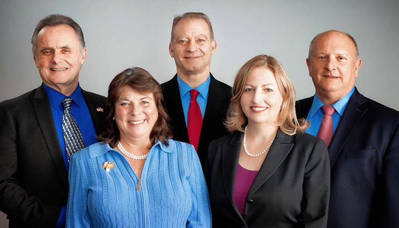 FILE PHOTO - Clackamas Board of County Commissioners