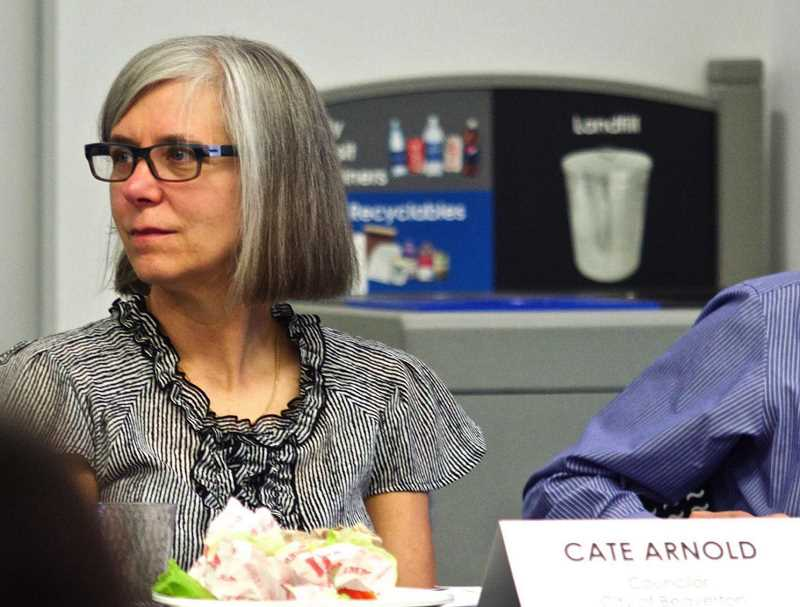 PMG FILE PHOTO - Beaverton City Councilor Cate Arnold has announced her endorsement of city councilor and mayoral candidate, Lacey Beaty.