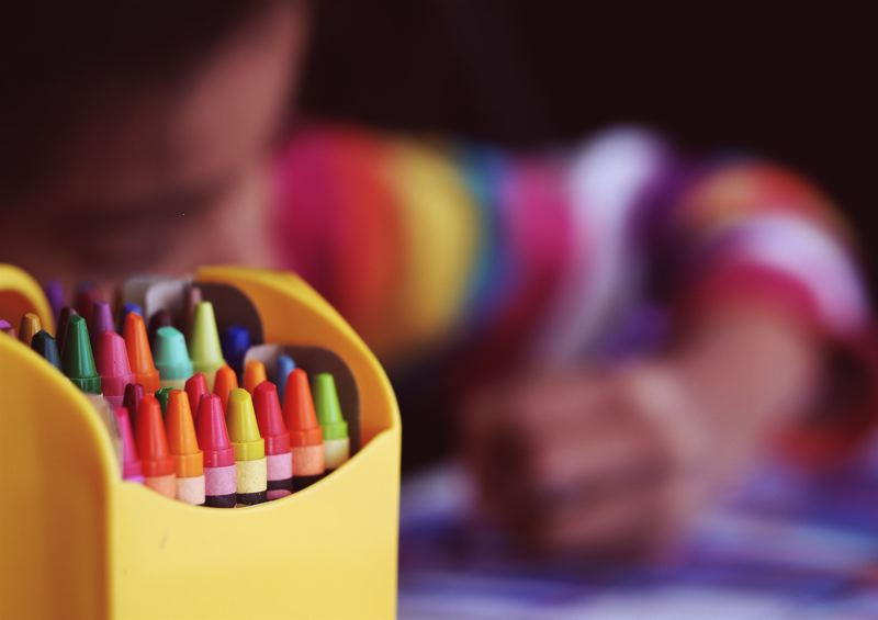 PMG FILE PHOTO - The Woodburn Christian Church is collecting school supplies for children affected by recent wildfires.