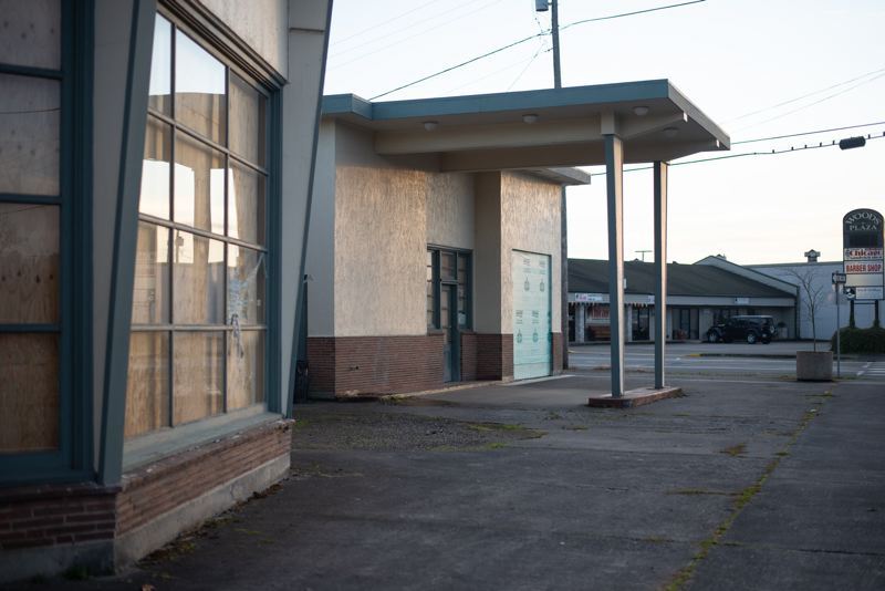 PMG PHOTO: ANNA DEL SAVIO - Youth Era looked at creating a drop-in center at this Columbia Avenue building in 2019, but the deal never came together.