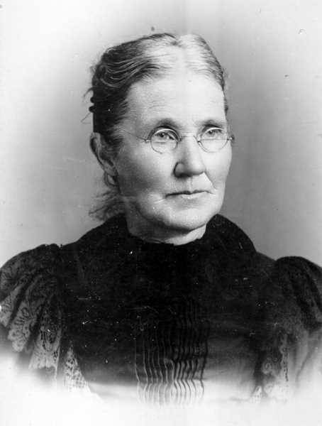 PHOTO COURTESY OF BOWMAN MUSEUM  - Jane Combs and her family, who came to Central Oregon in the 1870s, were widely known in Eastern Oregon.
