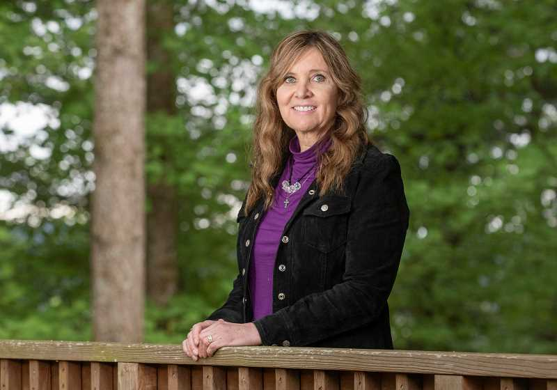 PMG FILE PHOTO - Kelly Sloop, a registered pharmacist, is the Republican contender in the Oregon House District 37 race.