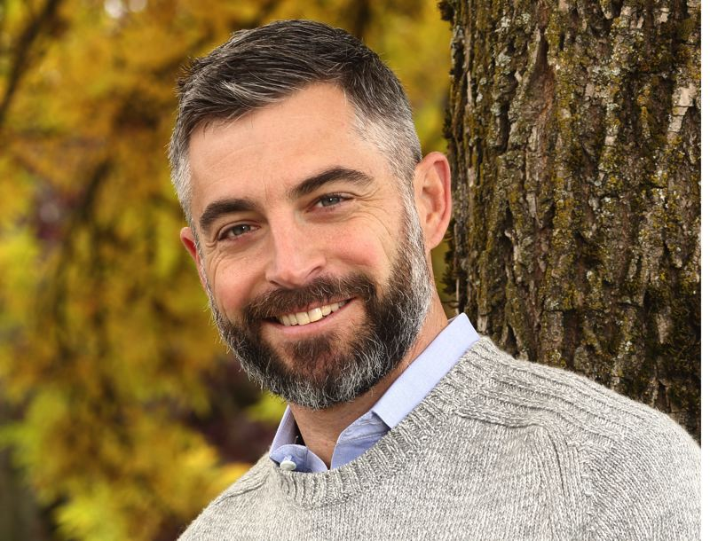 COURTESY PHOTO - Aaron Rapf is running for a seat on the Lake Oswego City Council.
