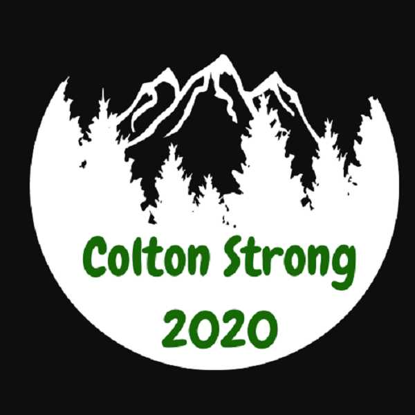COURTESY PHOTO - Colton Strong T-shirts will be available at the event at Camp Colton on Saturday, Oct. 17.