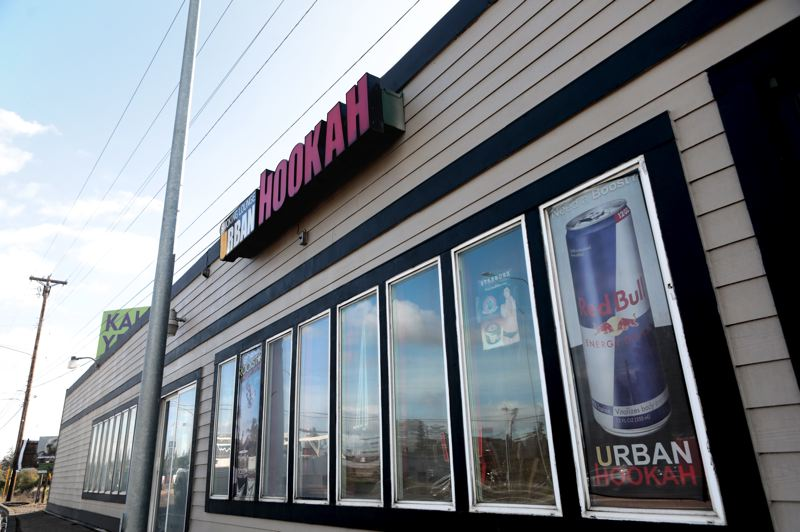 PMG PHOTO: JAIME VALDEZ - Urban Hookah, a hookah lounge in Beaverton, has been referred by Washington County officials to state agencies after continued noncompliance with Phase 1 reopening guidelines.