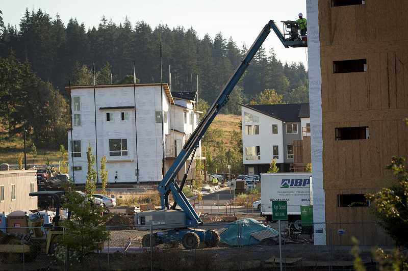 PMG FILE PHOTO - Bridge Housing Corporation is involved in an affordable housing project located in the South Cooper Mountain area in Beaverton. BRIDGE plans to build 75 units of affordable housing, including 64 units of family housing that have two or more bedrooms.