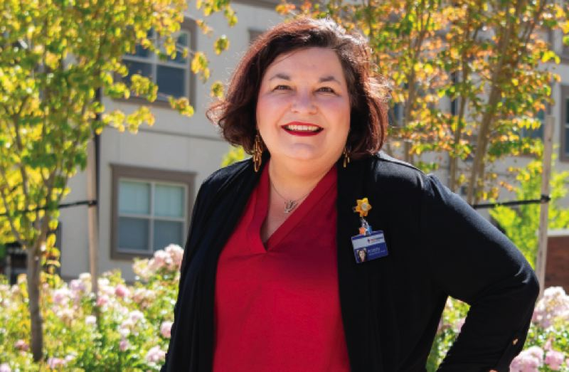 Robin Henderson, Psy.D., is the Chief Executive of Behavioral Health at Providence Medical Group in Oregon