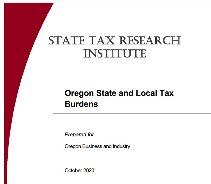 CONTRIBUTED STRI - The cover of the tax research report.