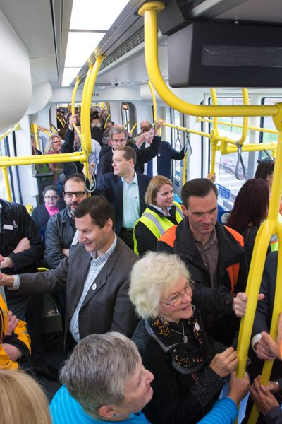 PMG FILE PHOTO - The federal government has excluded Portland from a new federal grant program intended to help transit districts better fight COVID-19.