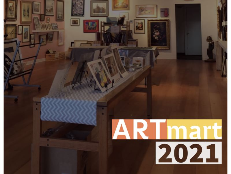 COURTESY PHOTO  - People can donate art to the Arts Council of Lake Oswego as part of the ARTmart fundraiser.