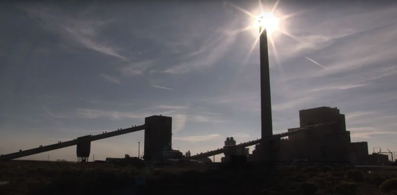 COURTESY - Boardman Generating Station is shown here in b-roll footage provided by PGE.