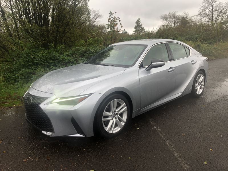 PMG PHOTO: JEFF ZURSCHMEIDE - The new 0220 Lexus IS is altogether more civilized, but just as quick as its predecessors.