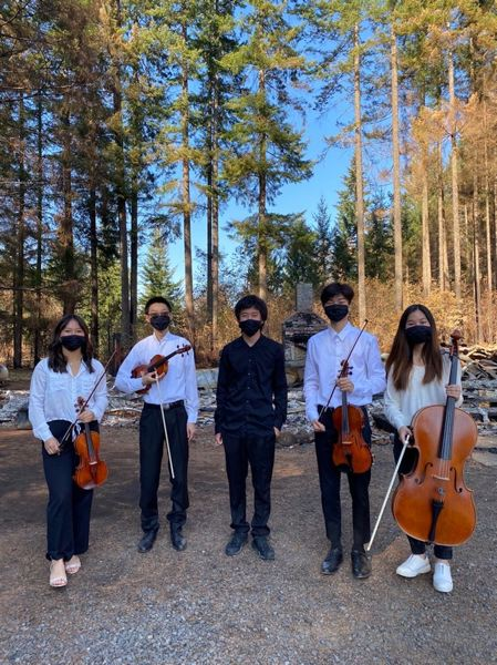 COURTESY PHOTO - Olivenbaum recently performed a benefit concert for those impacted by the wildfires near Estacada.