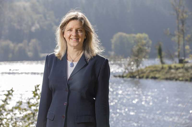 PMG PHOTO: JONATHAN HOUSE - Kim Bria is running for West Linn City Council.