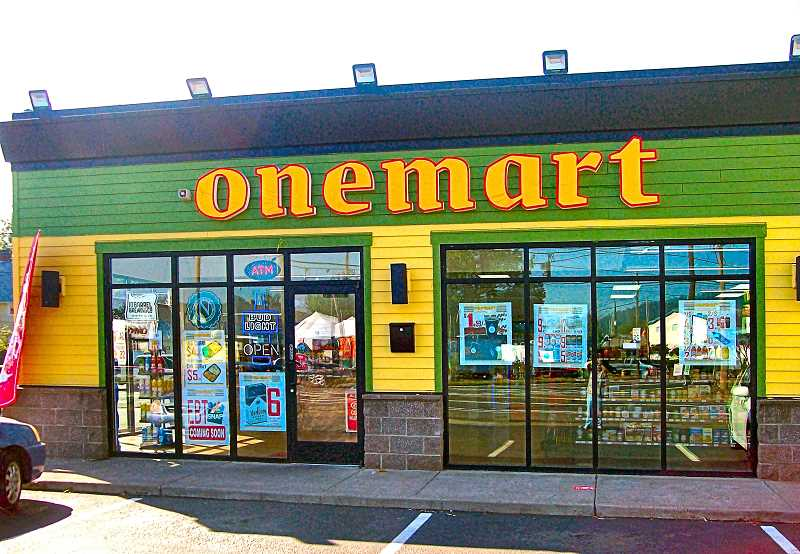 RITA A. LEONARD - Despite burglary and vandalism after just their first day of business, the new family-owned OneMart Convenience Store has persevered, and is looking like a success, at 5154 S.E. Foster Road.