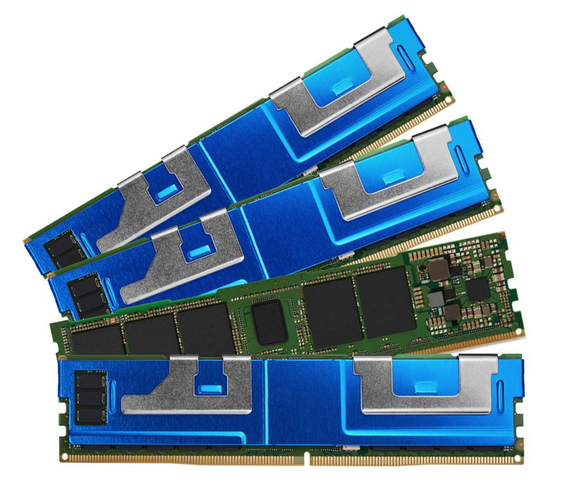 COURTESY: INTEL CORP - Intel is retaining its next-generation memory technology called Optane (pictured here) while selling its memory chip business to SK hynix.