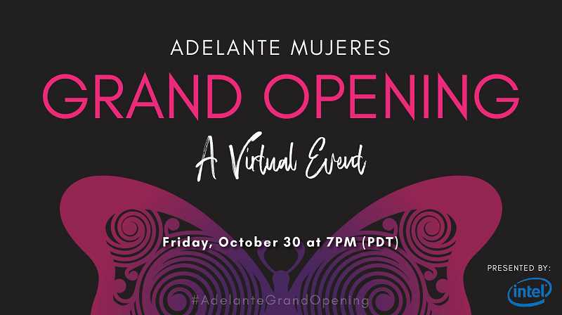COURTESY PHOTO - Adelante Mujeres is holding a virtual grand opening following the completion of it's recent renovation.