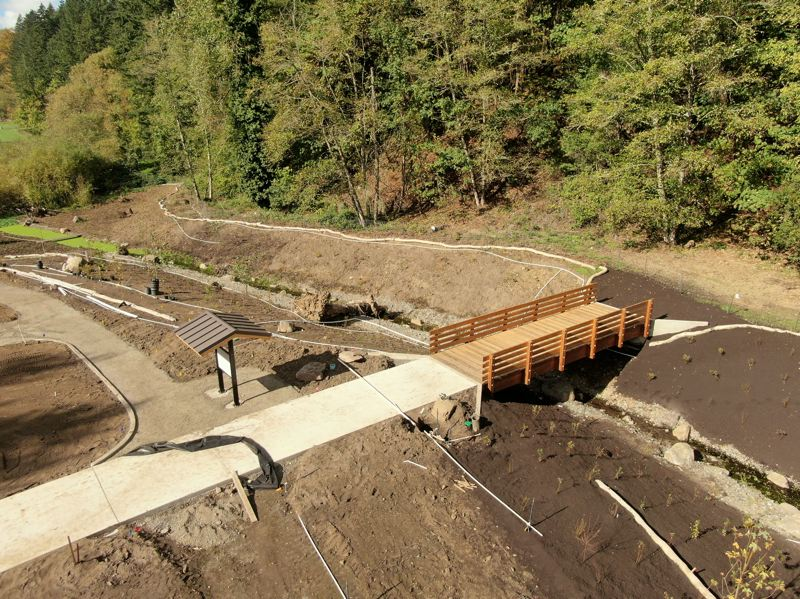 Lake Oswego's park board approves alignment for Iron Mountain Park's trail