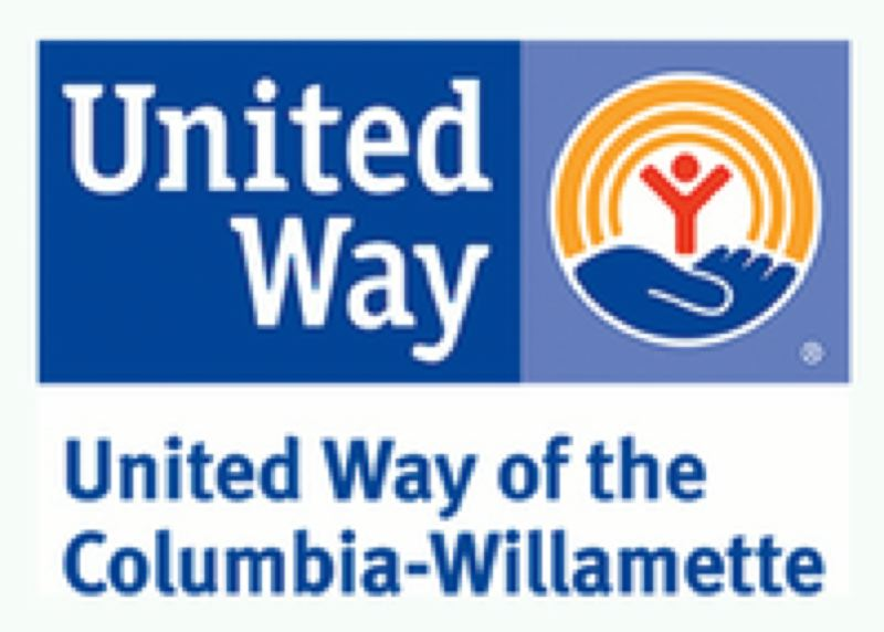 COURTESY UNITED WAY - The logo of th United Way of the Columbia-Willamette