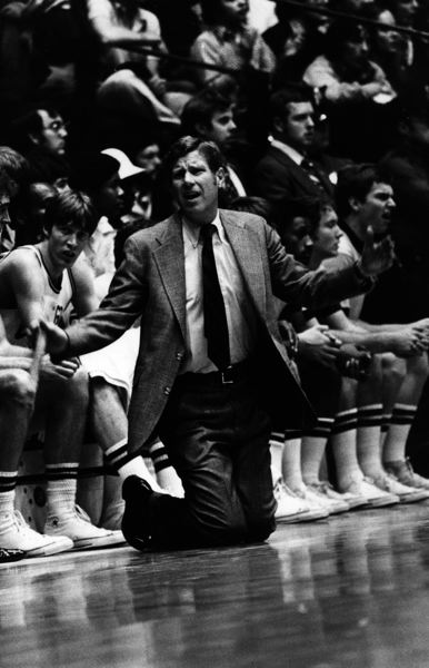 COURTESY PHOTO: OREGON ATHLETIC COMMUNICATIONS - Dick Harter's seven seasons at Oregon, as remembered in a new book by Bud Withers, were turbulent.