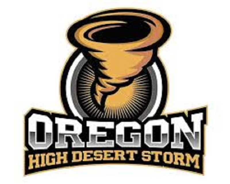 COURTESY GRAPHIC  - Oregon High Desert Storm logo