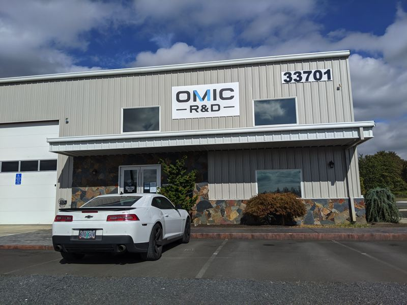 PMG: JOSEPH GALLIVAN - A collaboration between OMIC (the Oregon Manufacturing Innovation Center)and OMEP (the Oregon Manufacturing Extension Partnership) has created the Factory of Tomorrow on the second floor of their Scappoose building.