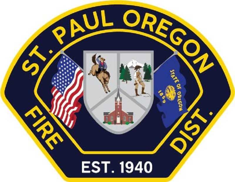 COURTESY PHOTO: ST. PAUL FIRE DISTRICT - Vaccinations will be held at the St. Paul fire station from 2 to 8 p.m. on Friday, Oct. 30.