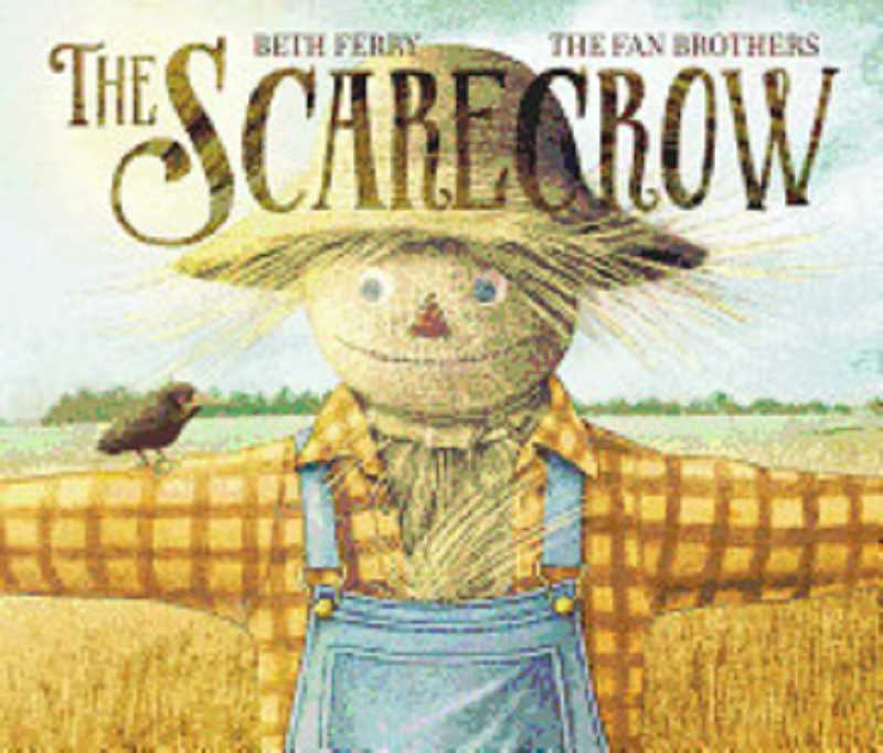 COURTESY PHOTO - The Scarecrow by Beth Ferry