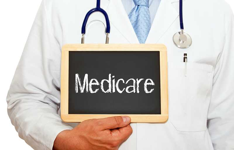 COURTESY PHOTO: 123RF - Learn about Medicare during a presentation from the Lake Oswego Adult Community Center Nov. 16.