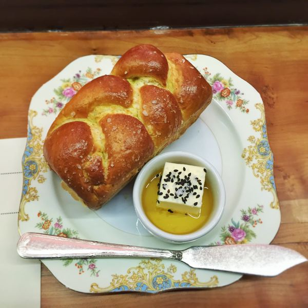 COURTESY PHOTO: T.TSENG FOR WIKIMEDIA COMMONS - Challah is a mainstay of the Sabbath meal.