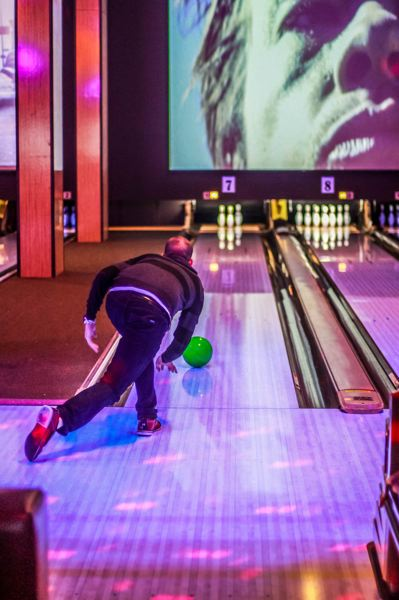 COURTESY PHOTO - Bowling alleys have reopened, including Central Bowl in Southeast Portland. The Oaks Amusement Park roller skating rink also will reopen.