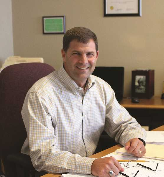 FILE PHOTO - Mount Angel School District Superintendent Troy Stoops