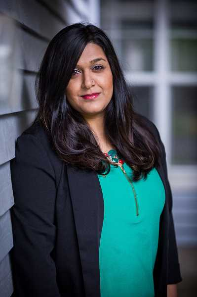 COURTESY PHOTO - Nadia Hasan is running for the additional Beaverton City Council seat providaed as part of the city's new charter agreement.