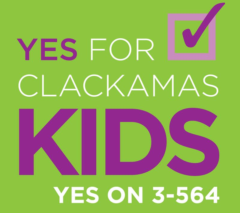 FILE PHOTO - Yes for Clackamas Kids campaign calls for renewed focus on and efforts to help vulnerable children in Clackamas County.
