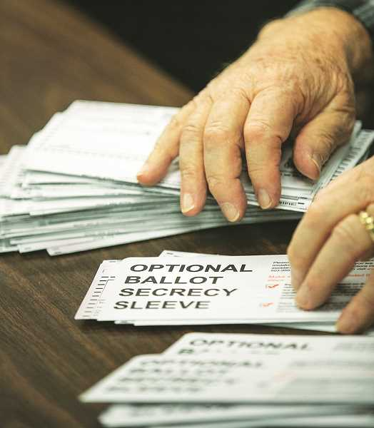 PMG FILE PHOTO - Voters approved the bond with 10,119 votes in favor and 8,317 votes against, according to the Yamhill County clerk's office.