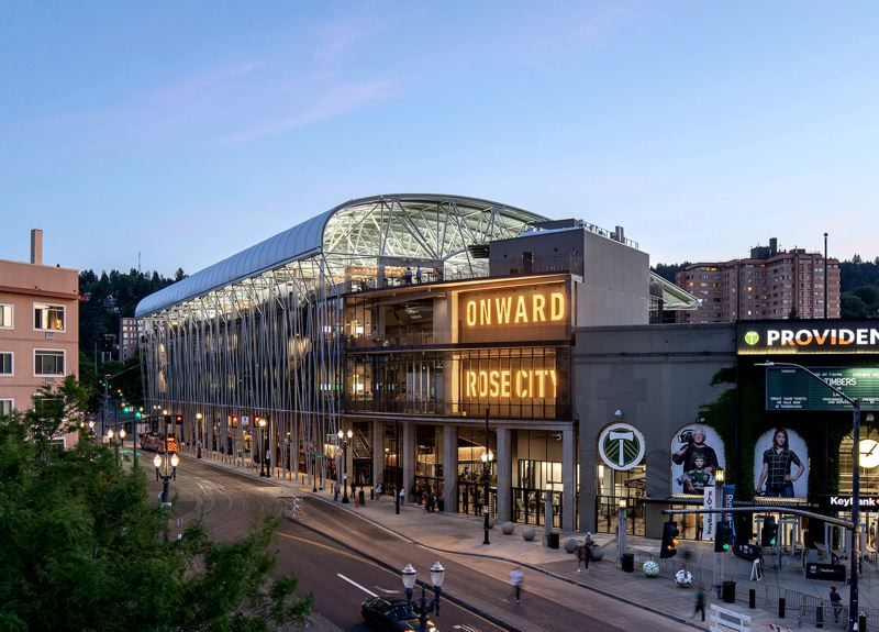 COURTESY: AIA OREGON - Allied Works Architecture for the Providence Park Expansion