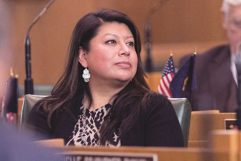 PMG FILE PHOTO - District 22 Rep. Teresa Alonso Leon, Woodburn Independent - News District 22 representative to discuss education updates, Student Success Act and Student Voice bill Rep. Teresa Alonso Leon to speak at Gervais High School