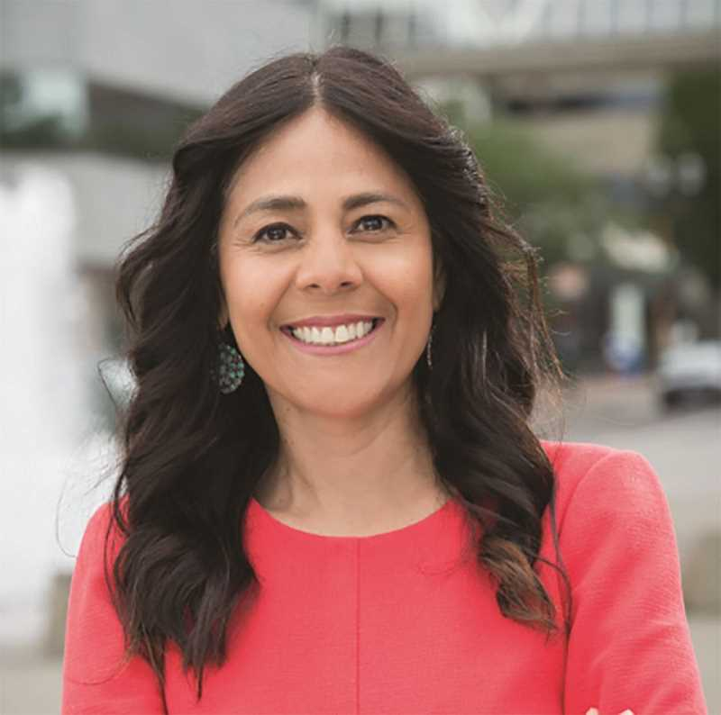 COURTESY PHOTO: CITY OF AURORA - Aurora City Council newcomer Wendy Veliz joined incumbents Brian Asher and Mercedes Rhoden-Feely in winning their respective elections on Nov. 3.