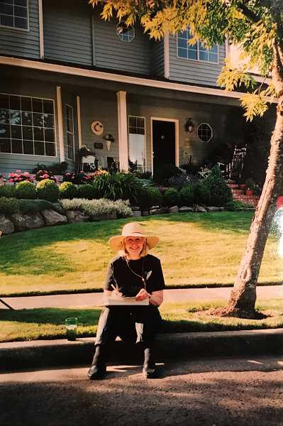 COURTESY PHOTO - Peggy Keonjian reflects on her time writing about homes and gardens around the world.