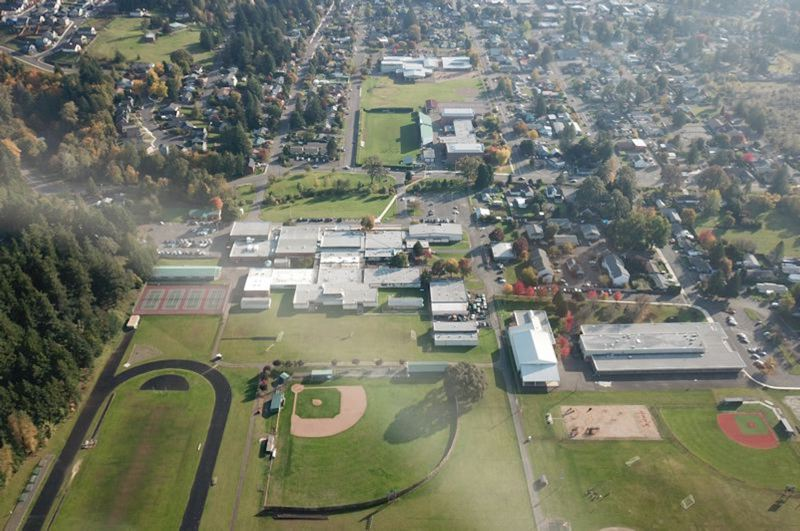 COURTESY PHOTO: ESTACADA SCHOOL DISTRICT - A student athlete at Estacada High School has a confirmed case of COVID-19, the Estacada School District announced on Thursday, Nov. 12.
