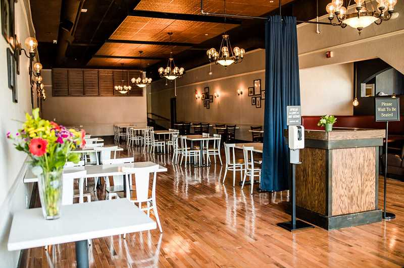 COURTESY PHOTO - Hive Social opened in September with catering and supper-club evenings supplementing brunches at 602 Seventh St., Oregon City.
