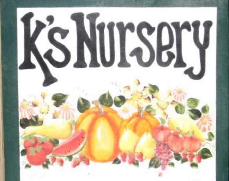 COURTESY PHOTO - K's Nursery offers fall and winter gardening tips.