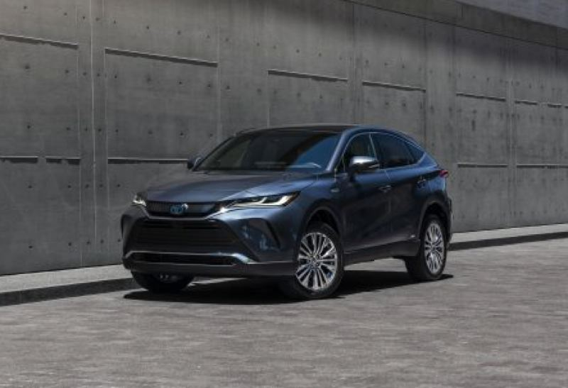 COURTESY TOYOTA - The all-new 2021 Toyota Venza is a stylish crossover hybrid that rivals luxury models in the Limited trim level.