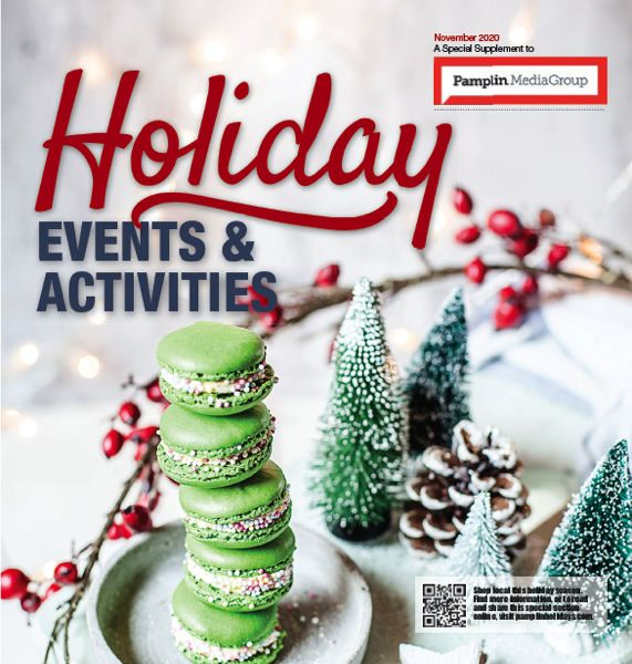 (Image is Clickable Link) Holiday Events and Activities 2020