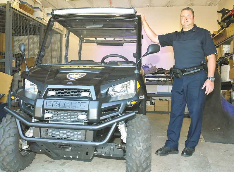 Search for new Newberg police chief will begin soon